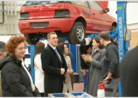 Besuch aus dem Kosovo – 2013