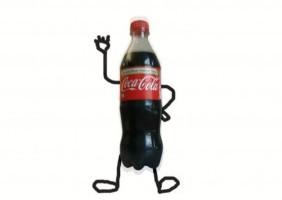 Aus dem Alltagsleben einer Cola-Flasche – 2012