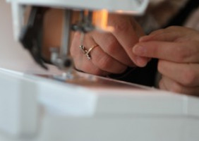 Einzelhandel Textil und Modedesign