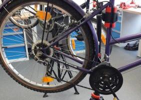 Fahrradmechatronik