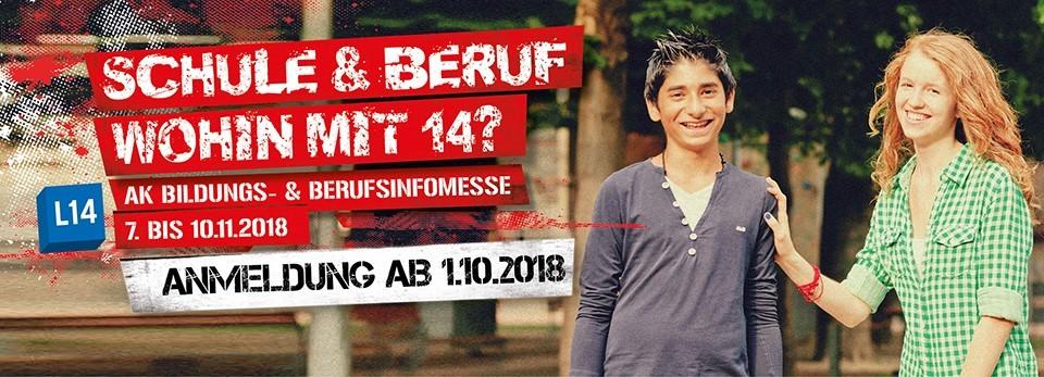 07.11.-09.11.18: L14 der AK Wien