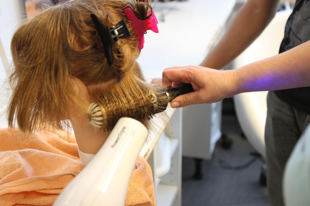 Frisuren und Styling 6
