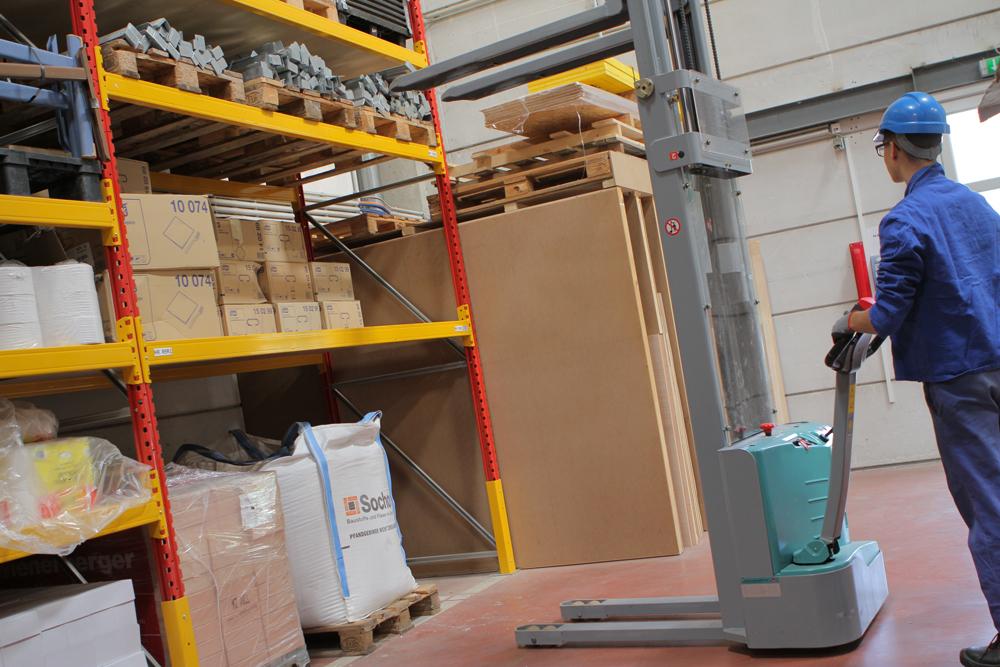 Logistik und Lager 4
