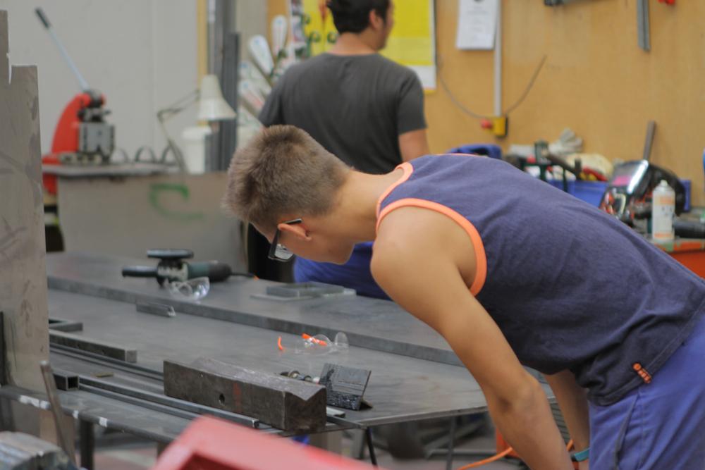 Metalltechnik und -bearbeitung 2