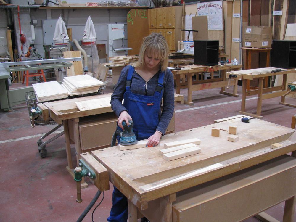Tischlerei und Holzbearbeitung 1